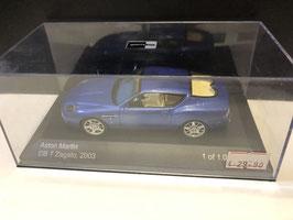 Aston Martin DB7 Zagato (2003)