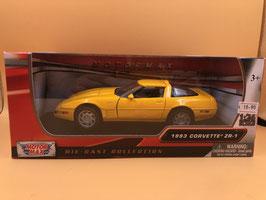 CHEVROLET CORVETTE C4 ZR1 (1993) - MOTORMAX