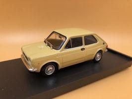 Fiat 127 (1971) Giallo