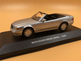 MERCEDES BENZ 500 SL (R129) (1989)