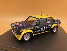 Fiat 131 Abarth - M.Alen - Montecarlo Rally (1977)