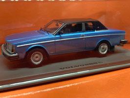 VOLVO 262 C BERTONE (1978) - Azzurro