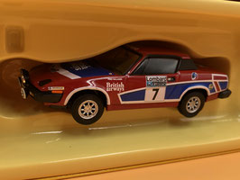 Triumph TR7 V8 - T.Pond - RAC Rally (1978)