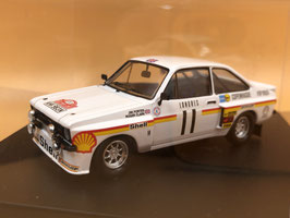 Ford Escort RS 1800 Gr.4 - R.Clark - Montecarlo Rally (1976)