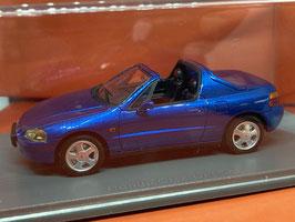 Honda CRX Del Sol (1992) - Blu