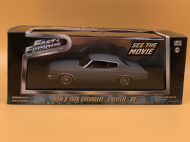 "CHEVROLET CHEVELLE SS CUSTOM ""FAST & FURIOUS"""