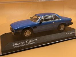 Maserati Kyalami (1982)