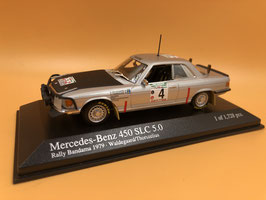 Mercedes 450 SLC 5.0 - B.Waldegaard - Bandama Rally (1979)