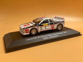 Lancia 037 - W.Rohrl - Winner Deutschland Rally (1983)