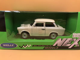 TRABANT 601 - WELLY