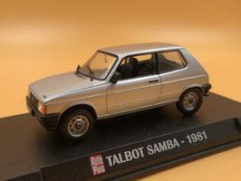 TALBOT SAMBA (1981)