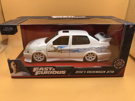 VOLKSWAGEN JETTA A3 (VENTO) - FAST AND FURIOUS - JADA 1/24
