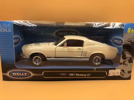 FORD MUSTANG (1967) - WELLY