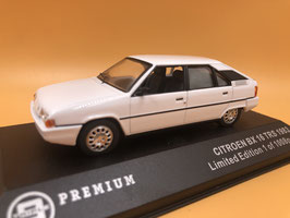 CITROEN BX 16 TRS (1983)