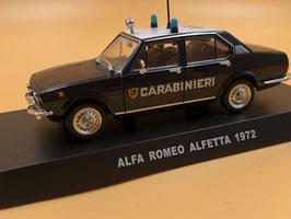ALFA ROMEO ALFETTA CARABINIERI (1972)