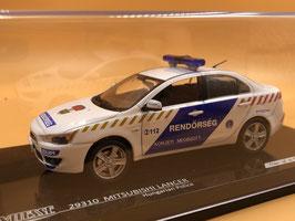 Mitsubishi Lancer POLICE HUNGARY (2007)
