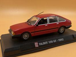 TALBOT 150 GT (1982) (SIMCA 1308)