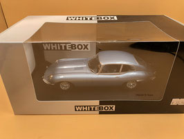JAGUAR E TYPE V12 SERIE 3 - AZZURRO - WHITE BOX