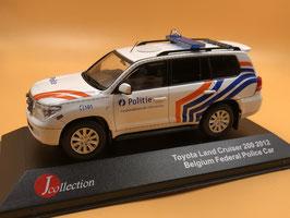 Toyota Land Cruiser BELGIUM POLICE (2012)