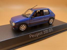 PEUGEOT 205 GTI MIAMI BLUE (1988)