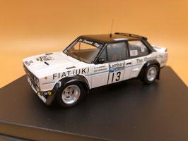 Fiat 131 Abarth - S.Lampinen - RAC Rally (1977)