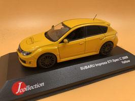 Subaru Impreza STI Spec C (2009) - Giallo