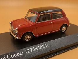 MORRIS MINI COOPER 1275 S MKI (1967) - MINICHAMPS 1/43
