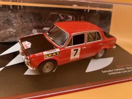 SEAT 124 1600D - S.Canellas - Criterium de Baviera (1972)
