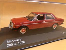 MERCEDES BENZ 200D W123 (1976)