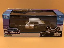 "DODGE MONACO POLICE  ""THE BLUES BROTHERS"""