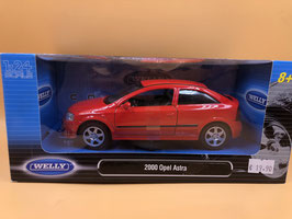 OPEL ASTRA G - WELLY