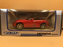 HONDA S2000 - WELLY