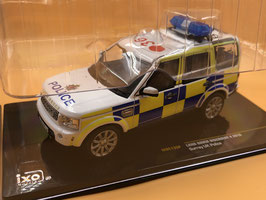 Land Rover Discovery 4 SURREY POLICE UK (2010)