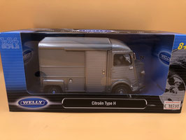 CITROEN HY - GRIGIO - WELLY