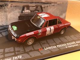 Lancia Fulvia HF 1.6 - S.Lampinen - Rally du Maroc (1972)