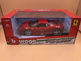 FERRARI 458 ITALIA - BBURAGO 1/24