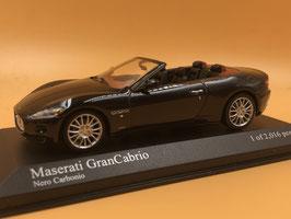 Maserati Grancabrio (2010) - Nero