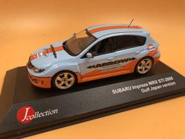 Subaru Impreza STI Gulf Japan Version (2008)