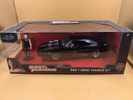 DODGE CHARGER RT - DOM FAST AND FURIOUS - JADA 1/24
