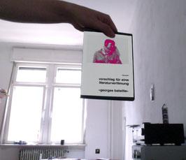 Vorschlag für eine Litereraturverfilmung: «Georges Bataille»