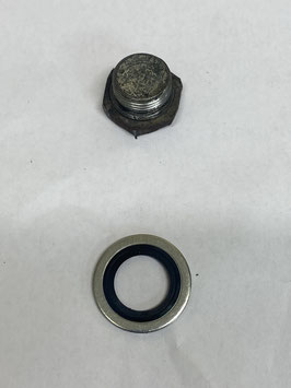 Dichtung Getriebe  Ölniveau 18mm