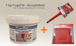 1 kg FugoFill  - Komplettset