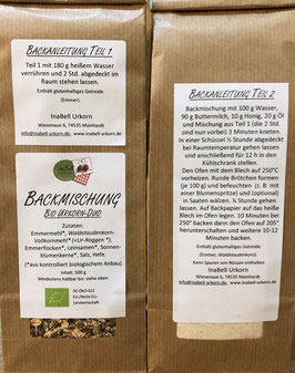 Backmischung Bio Urkorn-Duo