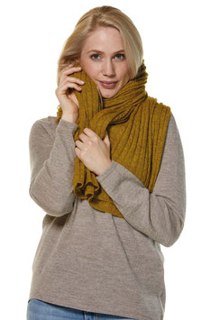 SUAVE Schal aus Baby Alpaka 80x170cm /Stola