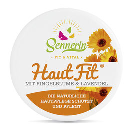 Haut-Fit mit Ringelblume, to go