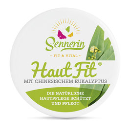 Haut-Fit mit Eukalyptus, to go