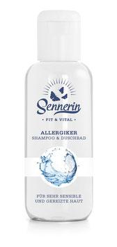Allergiker Shampoo & Duschbad (200 ml)