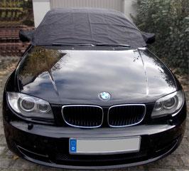 Shower Cap / Abdeckung BMW 1er mit Spiegeltaschen