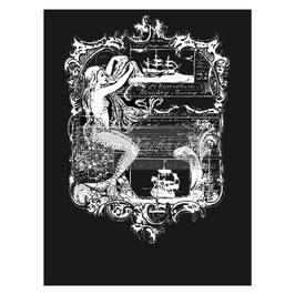 redesign Transferfolie Motiv  -  Mermaid II