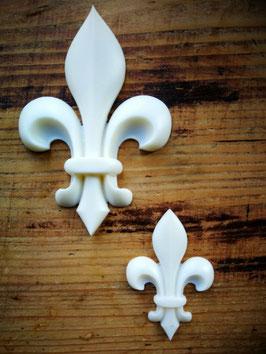 Französische Lilie 01 - Ornament